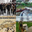 Muzika trubači orkestar za sahrane