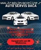 Auto servis Daca