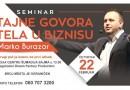 """Seminar """"Tajne govora tela u biznisu"""""""