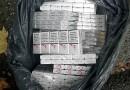 Zaplenjeno 1000 paklica cigareta bez akciznih markica