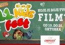 """Kids Fest"" - Tradicionalni dečiji filmski festival"
