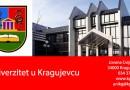 Novo rangiranje Univerziteta u Kragujevcu na Šangajskoj listi